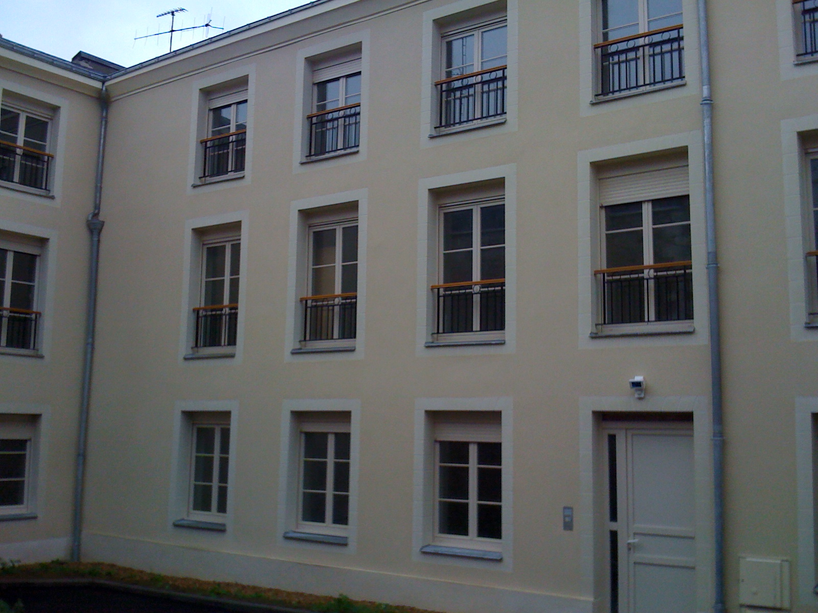 Ravalement fa ade angers atecs for Ravalement facade